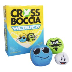 Crossboccia® Double Pack Beginners' Set for 2 Players Mexican & Dude