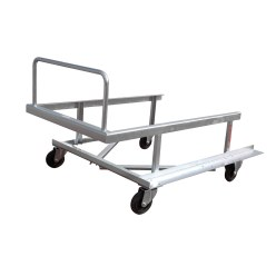 Polanik Hurdle Trolley for Training Hurdles
