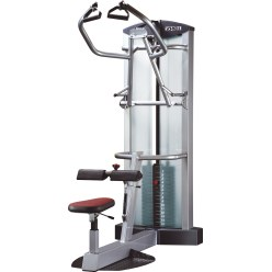 "Schnell""3D"" Lat Pull-Down Machine"
