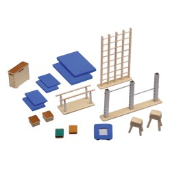 Extension Set for Mini Gym Hall