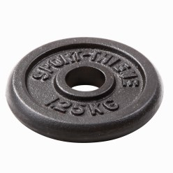 Sport-Thieme® Cast Iron Weight Disc
