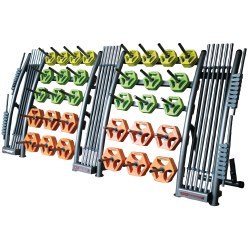 Hot Iron Storage Rack