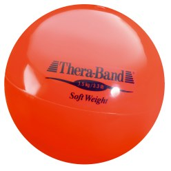 TheraBand™ Weight Ball 2 kg, green