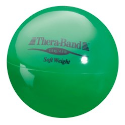 TheraBand™ Weight Ball Beige, 0.5 kg