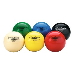 Thera-Band Weighted Ball Set