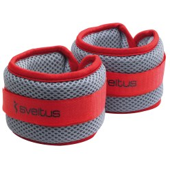 "Sveltus ""Aqua"" Weight Cuffs"