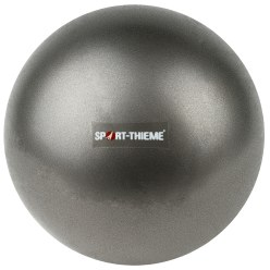 Sport-Thieme Soft Pilates Ball ø 22 cm, grey