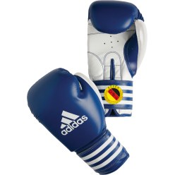 """Adidas® """"Ultima Rigid Cuff"""" Competition Boxing Gloves"""