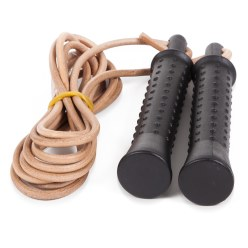 Sport-Thieme® Leather Skipping Rope