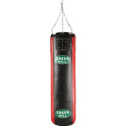 Green Hill® Leather Punchbag