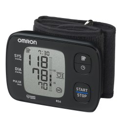 "Omron ""RS6"" Wrist Blood Pressure Monitor"