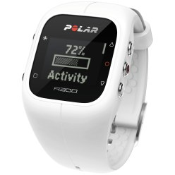 "Polar® ""A300"" Heart Rate Monitor White, A300 HR"
