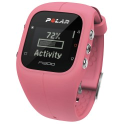 "Polar® ""A300"" Heart Rate Monitor Black, A300 HR"