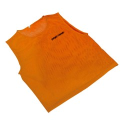 Sport-Thieme® Bibs Orange, Children (WxL): approx. 50x60 cm