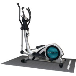 """Sport-Thieme® """"ST 310"""" Cross Trainer with Floor Protection Mat"""
