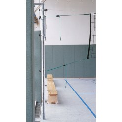 Sport-Thieme Hook-In Volleyball Posts