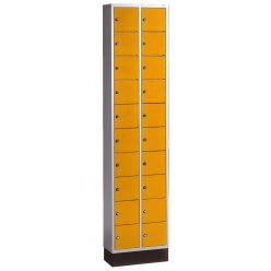 """S 4000 Intro"" Valuables Lockers Light grey (RAL 7035)"