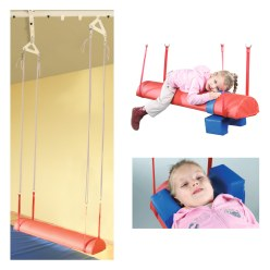 Sport-Thieme Riding Seat Swing Set