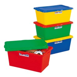 Sport-Thieme® Storage Box, Set of 4