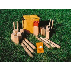 """Kubb"" – Original Viking Chess"