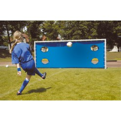 Sport-Thieme® Goal Wall Canvas, 5x2 m