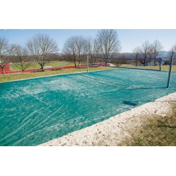 Beach Volleyball Court Cover