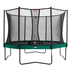 "Berg ""Champion"" with Comfort Safety Net Trampoline"