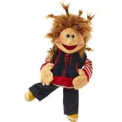 """Living Puppets® """"Ronja"""" Hand Puppet"""