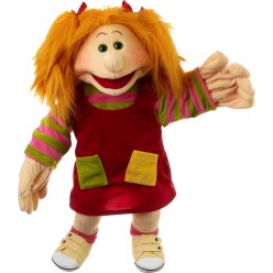 """Living Puppets """"Lilabell"""" Hand Puppet"""