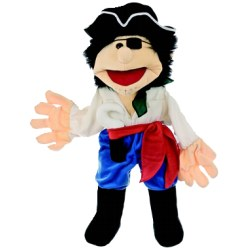 "Living Puppets® ""Pirate Peer"" Hand Puppet"
