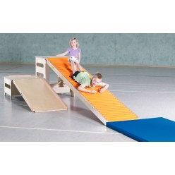 Sport-Thieme Rolling Bar Slide Set