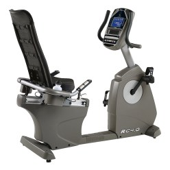 "U.N.O. ""RC 4.0"" Recumbent Ergometer Exercise Bike"