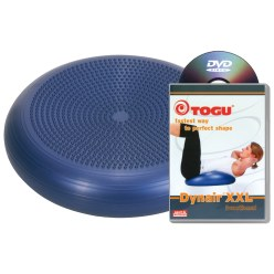 Togu® Dynair® XXL with DVD (in German)