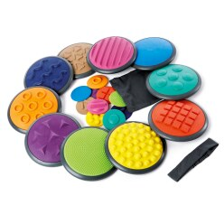 Gonge® Tactile Discs Set