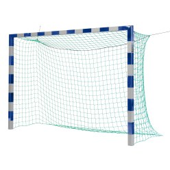 Sport-Thieme 3x2 m, in ground sockets, with patented corner joints Indoor Football