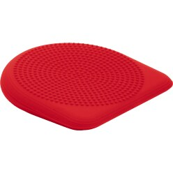 Togu® Dynair® Ballkissen® Wedge Ball Cushion Premium, red