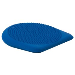 Togu® Dynair® Ballkissen® Wedge Ball Cushion Kids, blue