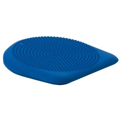 Togu® Dynair® Ballkissen® Wedge Ball Cushion Premium, blue