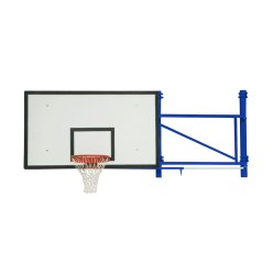 Rotating Basketball Wall Frame