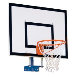 Sport-Thieme Fixed Basketball Wall Frame