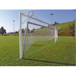 """Bundesliga"" Folding Aluminium Ground Frame, for Full-Size Goals 7.32x2.44 m"