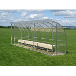 Sport-Thieme® Dugout for 13 people