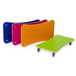 "Sport-Thieme® ""Colour Line"" Roller Board Set"