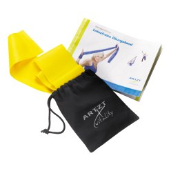 Artzt® Vitality Latex-Free Exercise Bands
