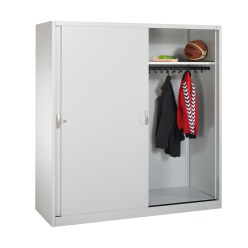 Class cupboard with 2 full sheet wing doors