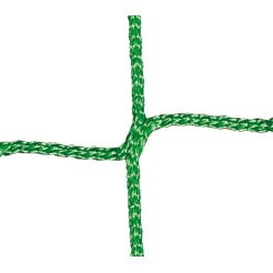 Safety and Barrier Nets, Mesh Width 12 cm  Green, ø 3.00 mm