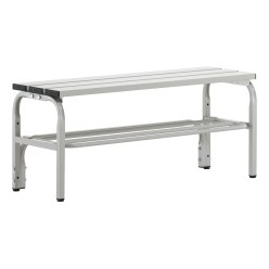 Sypro Wolf® Changing Benches for Wet Areas without Backrest