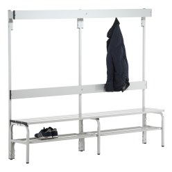 Sypro Wolf® Wet Area Changing Bench with Backrest