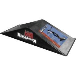 """Mini Double"" Skate Ramp"
