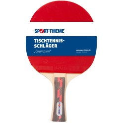 "Sport-Thieme® ""Champion"" Table Tennis Bat"